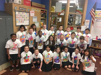 4th Grade Human Body T Shirts